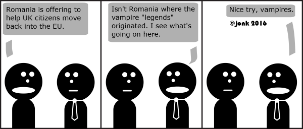 Guy: Romania is offering to help UK citizens move back into the EU